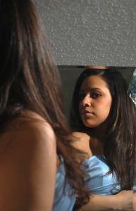 mirror hair
